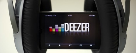 Deezer launches 'recharged' Android app in beta with a fresh design, predictive search and mini-player | Music business | Scoop.it