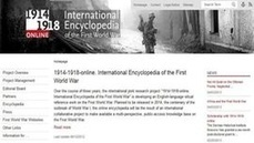 « 1914-1918-online », une encyclopédie internationale de la Première Guerre mondiale | Histoire Familiale | Scoop.it