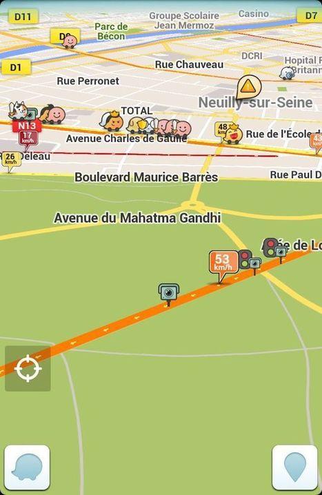 Tuto hack : Comment (ré)afficher les radars sur Waze ? | netnavig | Scoop.it
