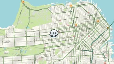Waze devient une appli de covoiturage | Freewares | Scoop.it