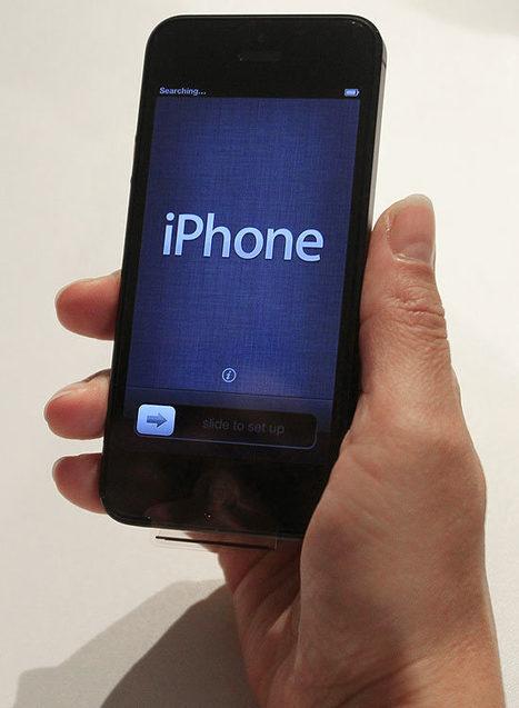 Folha de S.Paulo - Tec - Impulsionada pelo novo iPhone, Apple volta a liderar vendas de smartphones nos EUA - 27/11/2012 | Tecnologia e Comunicação | Scoop.it