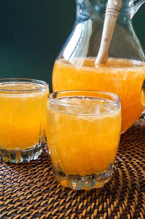 #DRINKRECIPE - Melon sa Malamig (Filipino Cantaloupe Drink) | Asian Food Markets | Scoop.it