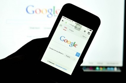 Mise à jour de l'algorithme Google Mobile : un impact limité | Les Enjeux du Web Marketing | Scoop.it