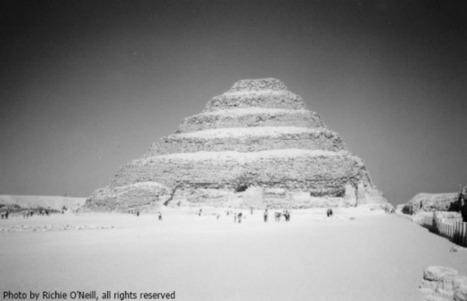 Em Hotep Digest vol. 02 no. 03:  Djoser's Step Pyramid Complex | Égypt-actus | Scoop.it