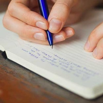 Does your handwriting really say something about your personality?   | Dictionary.com Blog | grafología y biorresonancia cuántica | Scoop.it