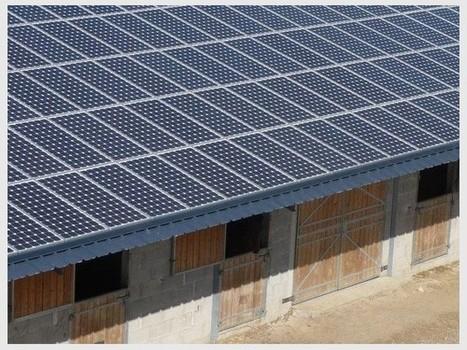 Les énergies solaires repartent à la hausse | Equilibre des énergies | Scoop.it