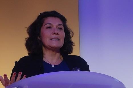 """""""La Poste est à l'offensive dans le numérique,"""" annonce Nathalie Collin, DGA du groupe   Les Postes et la technologie   Scoop.it"""