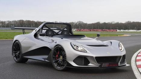 Lotus 3-Eleven, taillée pour la route ou le circuit | My Lotus Emotion | Scoop.it