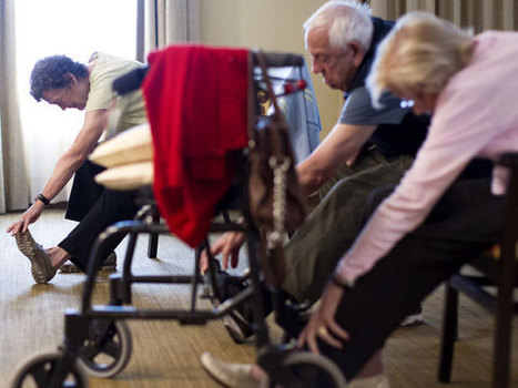 Canada's aging population fuels retirement home boom: Census 2011 | Aging population | Scoop.it