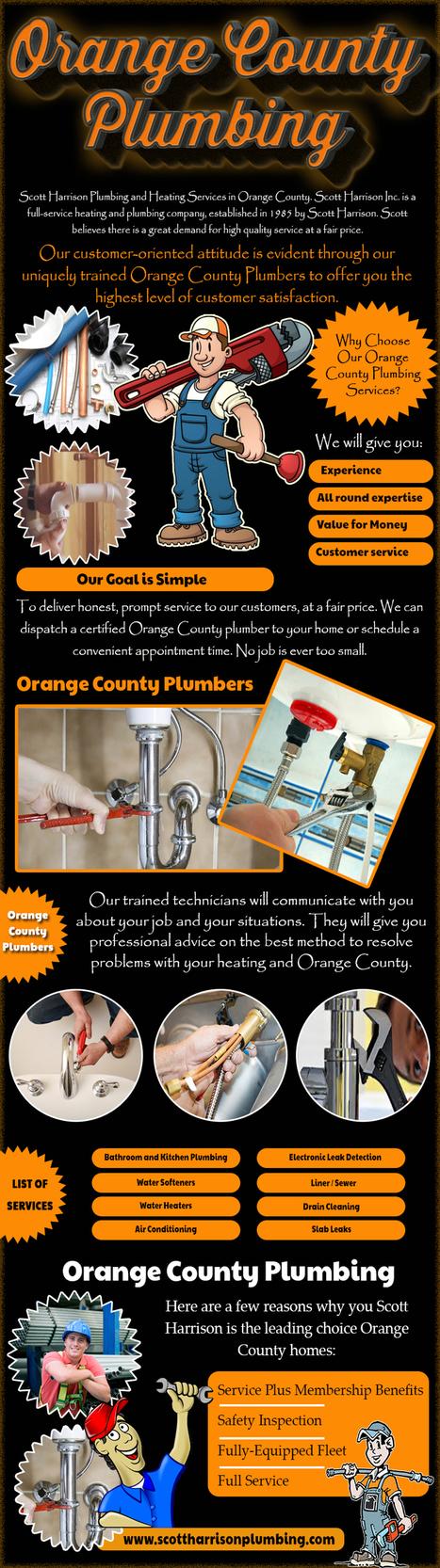 Orange County Plumbing | Plumbing Huntington Beach | Scoop.it