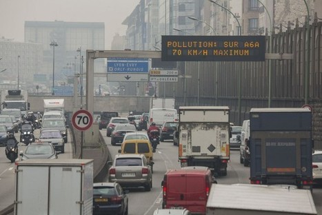 Le coût astronomique de la pollution de l'air révélé par l'OMS : 1.400 milliards €/an | Nouveaux paradigmes | Scoop.it