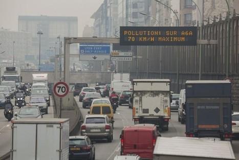 Le coût astronomique de la pollution de l'air révélé par l'OMS | Alain Renaudin | Scoop.it