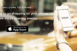How apps like Spring are changing consumer behaviour   The Wall Blog   Creative Writing   Scoop.it
