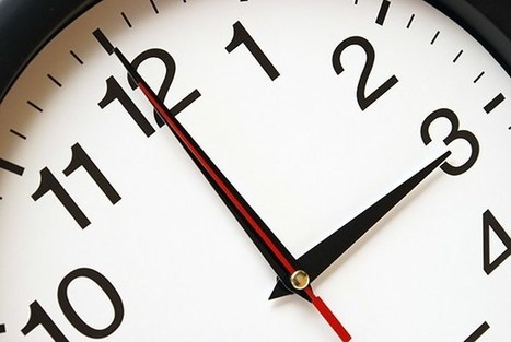 Working 8 Till 3, Time For A New Norm? | HeartWay | Culture & Employee Engagement | Scoop.it