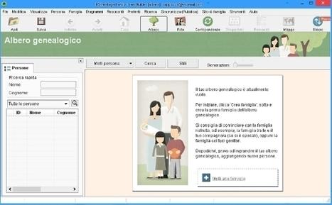Programmi per albero genealogico   Salvatore Aranzulla   Généal'italie   Scoop.it