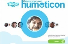 Skype Launches Human Emoticons - PSFK | Edtech PK-12 | Scoop.it