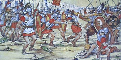 Desde Alejandro Severo hasta Justiniano (I): reseña de la historia política | LVDVS CHIRONIS 3.0 | Scoop.it
