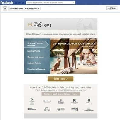 Les programmes de fidélité s'invitent sur les réseaux sociaux | Nouvelles technologies et entreprenariat | Scoop.it