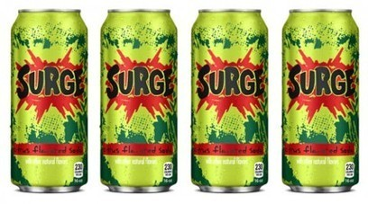 Surge, everyone's favorite '90s soda, is back, and it's already selling like crazy | Black People News | Scoop.it