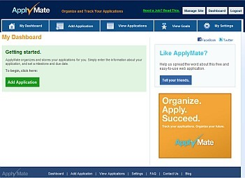 Track Job Applications, Job Search Tracking - ApplyMate | E-Learning and Online Teaching | Scoop.it