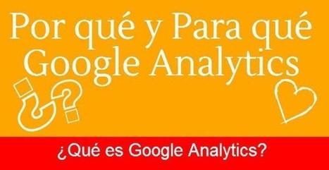 Respuestas a por qué y para que Google Analytics (infografía)   marked for sharing   Scoop.it