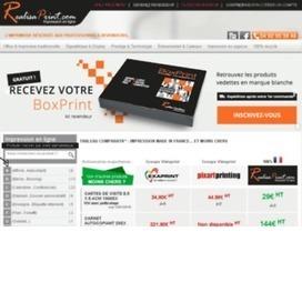 http://www.realisaprint.com | Bons plans | Scoop.it