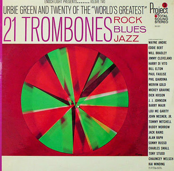 Urbie Green: Trombone Master - JazzWax | Jazz from WNMC | Scoop.it