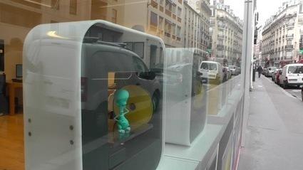 Le premier magasin d'imprimantes 3D ouvre ses portes à Paris | Accessoires, Composants, Objets Connectés, Domotique, Périphériques et Multimédia | Scoop.it
