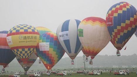 "Uber Is Launching ""Uber for Hot Air Balloons"" 