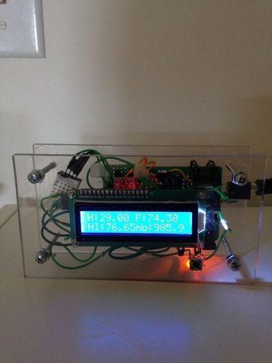 ESP8266+Arduino+thingspeak.com environment monitors | Open Source Hardware News | Scoop.it