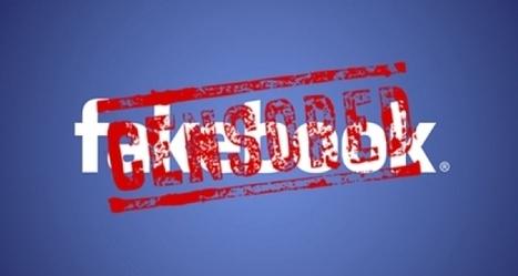 Facebook explica qué censura y por qué | Murcia Mass y Social Media | Scoop.it