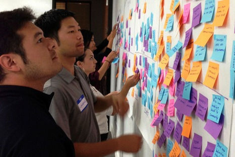 Steps for Applying Design Thinking to Build and Evolve Schools | Educación en red | Scoop.it
