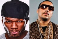 Hip-Hop Rumors: 50 Cent Tries To Visit French Montana AtInterscope! | Basketball | Scoop.it
