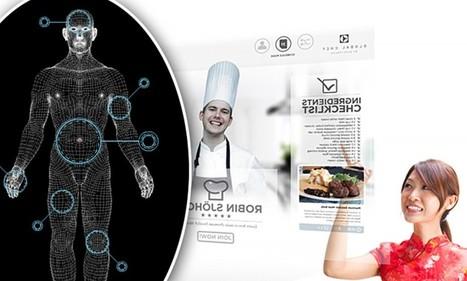 The future of food? Edible walls, bug burritos and 3D food printers - Daily Mail | Food Storage | Scoop.it