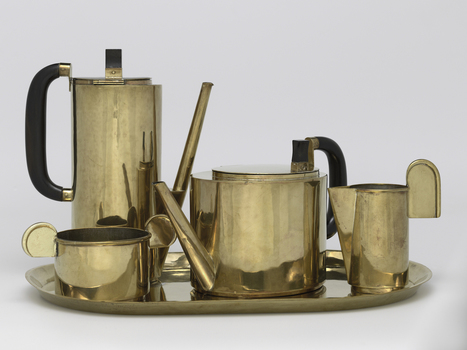 Explore the Harvard Art Museums' Massive Bauhaus Collection Online | Humanidades digitales | Scoop.it