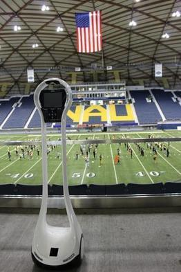 Can Mayo robot help diagnose concussions? Game on - Minneapolis / St. Paul Business Journal (blog) | health and IT | Scoop.it