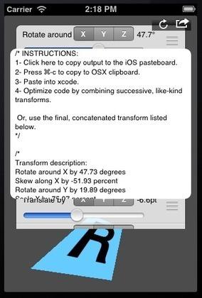 Transformifier   iOS Lovers   Scoop.it