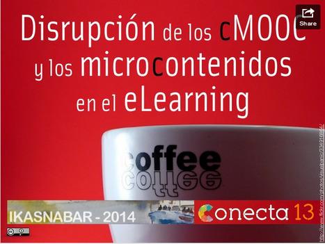 Hablando de MOOC en el Congreso Internacional Ikasnabar 2014 | APRENDIZAJE | Scoop.it