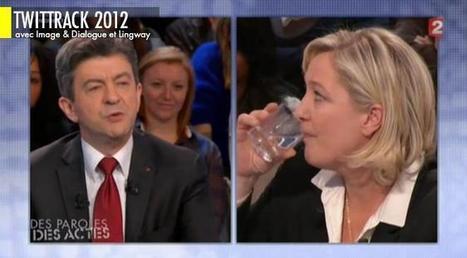 Mélenchon, 3ème homme sur Twitter et gagnant du non-débat avec ... | Les médias sociaux et la politique | Scoop.it