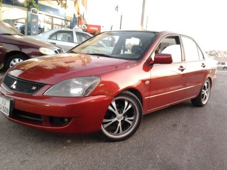 Mitsubishi Lancer 2007 Rally Art for sale in Amman 11500 JDs | Cars For Sale In Jordan | Scoop.it