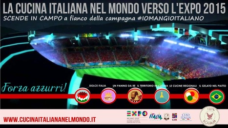 FORZA AZZURRI (2) #iomangioitaliano con i prodotti DOP da Toronto a Parma | INformaCIBO | Scoop.it