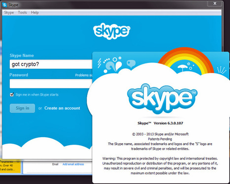 Think your Skype messages get end-to-end encryption? Think again | Information Security Madness | Scoop.it