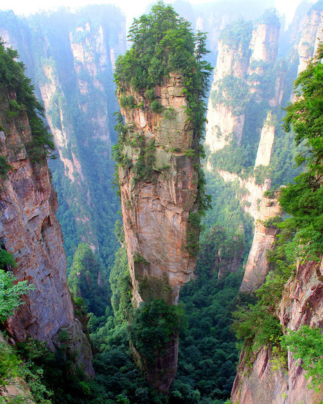 22 Unbelievable Places that are Hard to Believe Really Exist | Geography | Scoop.it
