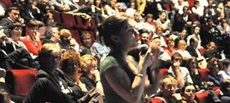 Les Britanniques plébiscitent Aurélie Filippetti et les Rencontres de la librairie : actualités - Livres Hebdo | Librairies | Scoop.it