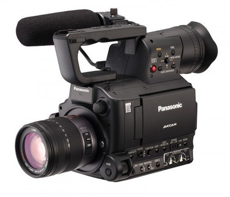 Panasonic Introduces AG-AF100A Micro Four-Thirds Camcorder at DV Info Net | Image, Technique & Equipment | Scoop.it