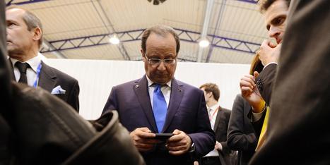 19 tweets que François Hollande devrait penser à effacer s'il veut se présenter en 2017 - Le Lab Europe 1 | PHMC Press | Scoop.it