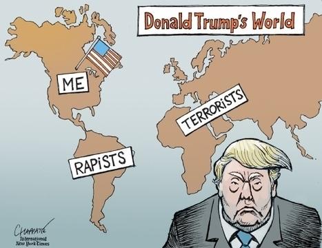 Trump y los tiempos oscuros | Para emprender | Scoop.it