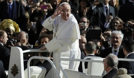 Pope Francis and the New Age of the Catholic Church - Student Life | Student Poverty | Scoop.it