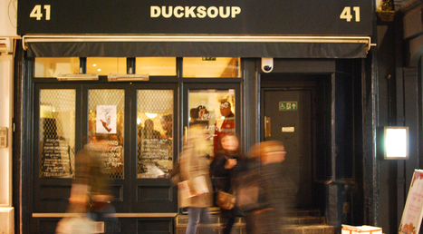 The Apposite | DUCKSOUP | London Eats | Scoop.it