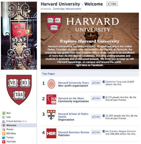 6 consigli per il social media marketing delle università | All about Social Media | Scoop.it